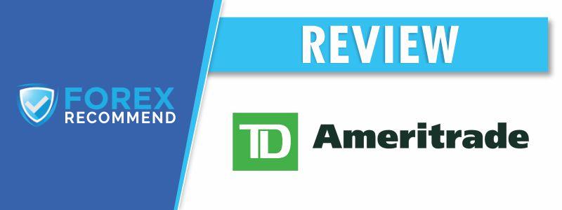 Ameritrade Broker Review
