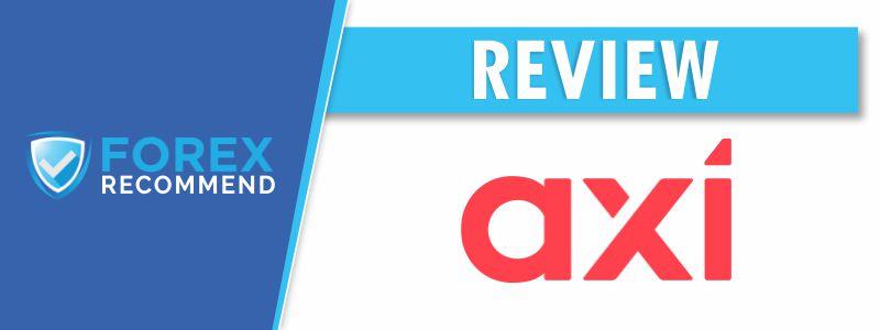 Axi Broker Review