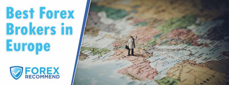 Best Brokers in Europe Banner