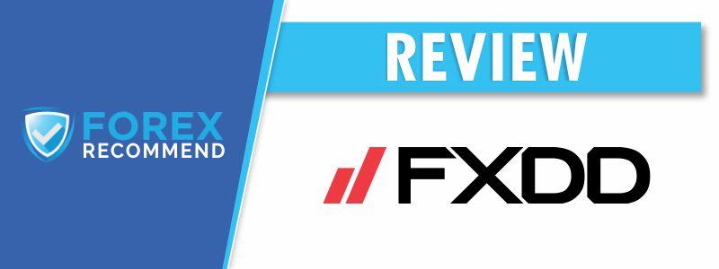 FXDD Broker Review