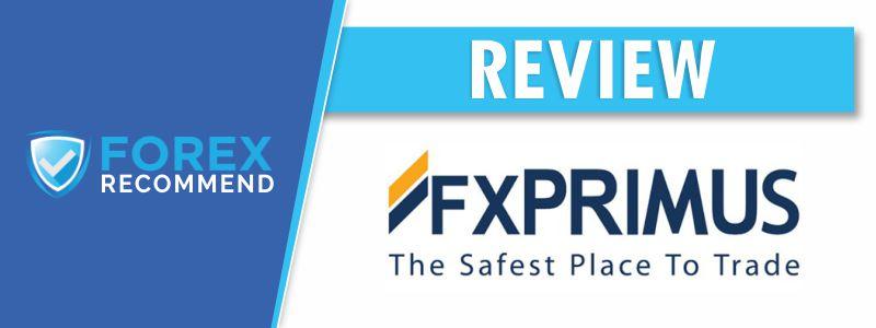 FXPrimus Broker Review