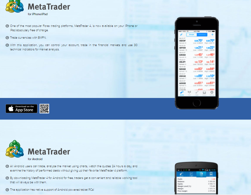 BMFN Mobile App