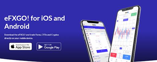 EuropeFX Mobile App